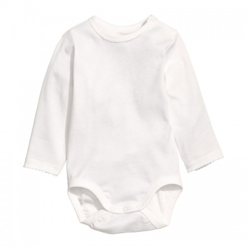 Body bebeluși alb
