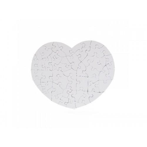 Puzzle inimă sublimabil